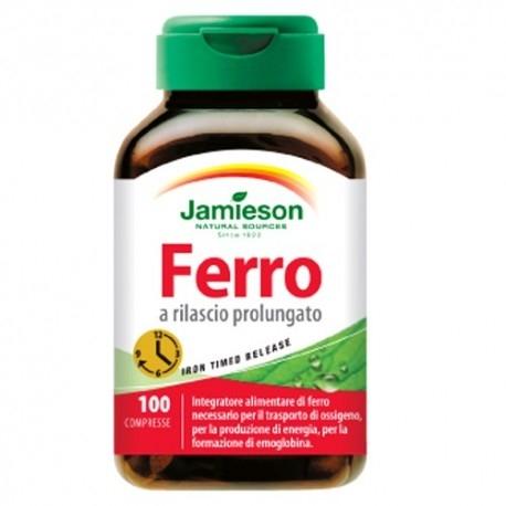 Ferro Jamieson, Ferro, 100cpr.