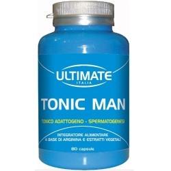 Tonici - Energizzanti Ultimate Italia, Tonic Man, 80 cps.