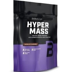 Weight Gainers BioTech Usa, Hyper Mass, 1000 g