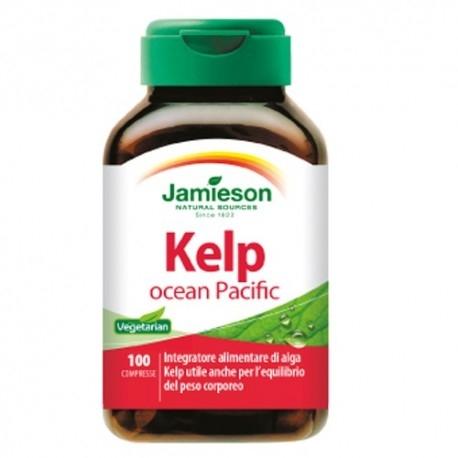 Coadiuvanti diete dimagranti Jamieson, Kelp Ocean Pacific, 100cpr.