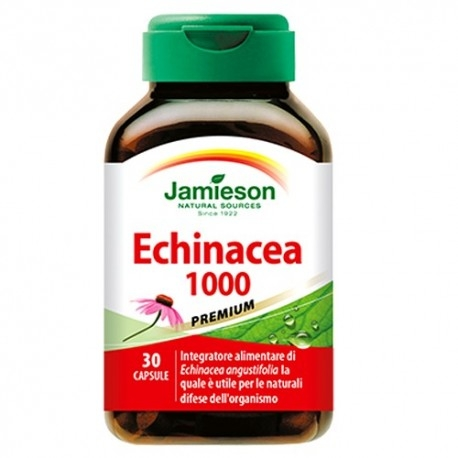Echinacea Jamieson, Echinacea 1000, 30cps.