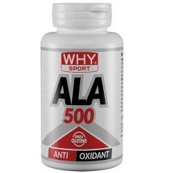 Acido lipoico WHY Sport, ALA 500, 60 cpr.