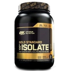 Proteine del Siero del Latte (whey) Optimum Nutrition, 100% Isolate, 930 g