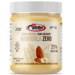 Creme Spalmabili Pro Nutrition, Bianco Mandorla Zero, 350 g