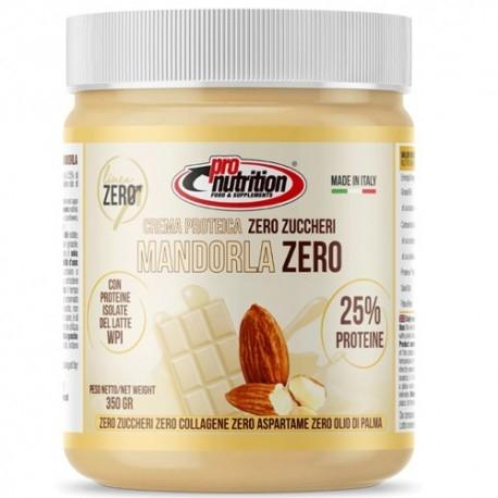 Creme Proteiche Pro Nutrition, Bianco Mandorla Zero, 350 g