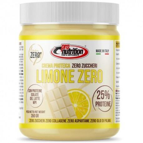 Scadenza Ravvicinata Pro Nutrition, Bianco Limone Zero, 350 g (Sc.09/2021)
