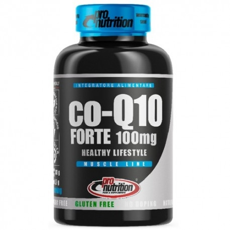 Coenzima Q10 Pro Nutrition, Co-Q10 Forte, 90 cpr