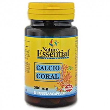 Calcio Nature Essential, Calcio Coral, 50 cps.