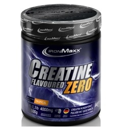 Creatina IronMaxx, Creatine Zero, 500 g