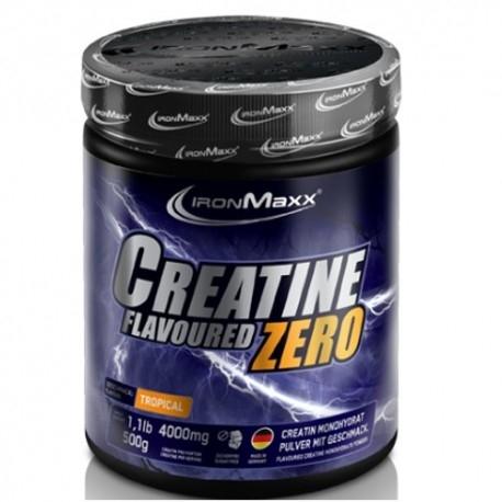 Creatina IronMaxx, Creatine Zero, 500 g