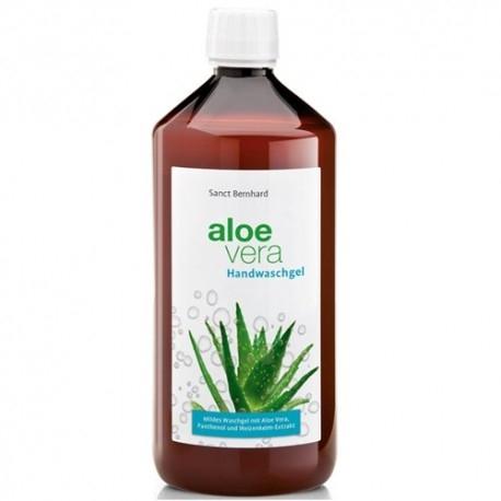 Idratanti Sanct Bernhard, Aloe gel mani, 1000 ml
