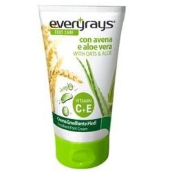 Creme Emollienti Rays, Crema emolliente idratante piedi, 75 ml