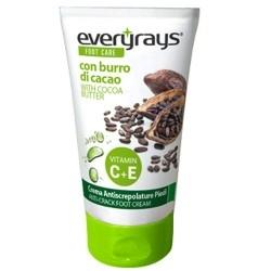 Creme Emollienti Rays, Crema antiscrepolatura piedi, 75 ml
