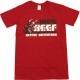 T-Shirt e Pantaloni Scitec Nutrition, T-shirt Beef