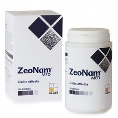 Vitamine e Minerali Named, Zeonam, 180 cps