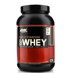 Proteine del Siero del Latte (whey) Optimum Nutrition, 100% Whey Gold Standard, 908g (Sc.03/2020)