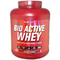 Proteine del Siero del Latte (whey) Isatori, 100% Bio-Active Whey, 2000g. (Sc.03/2020)