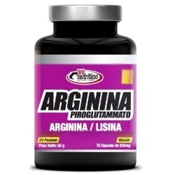 Arginina Pro Nutrition, Arginina, 70 cps. (Sc.03/2020)
