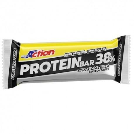 Barrette proteiche Proaction, Protein Bar 38%, 1pz. da 80g (Sc.03/2020)