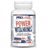 Prolabs, Power Vitamins, 90 cpr.