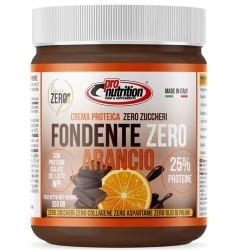 Creme Spalmabili Pro Nutrition, Fondente Zero Arancio, 350 g