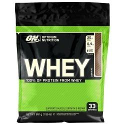 Proteine del Siero del Latte (whey) Optimum Nutrition, Whey, 891 g (Sc.04/2020)