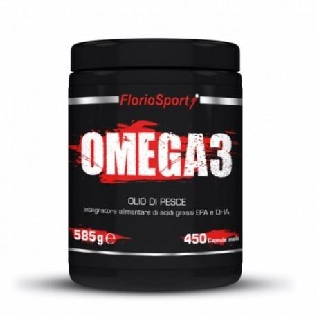 Omega 3 FlorioSport, Omega 3, 450 cps.