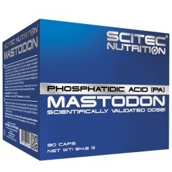 Lecitina Scitec Nutrition, Mastodon, 90 cps.