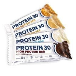 Barrette proteiche IronMaxx, Protein 30, 24 pz.