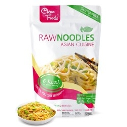 Pasta e Riso Clean Foods, Raw Noodles, 200 g