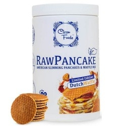 Pancake Clean Foods, Raw Pancake Dutch Waffle, 425 g