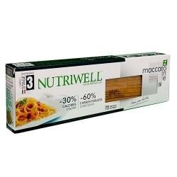 Pasta e Riso Ciao Carb, Nutriwell Maccarozone Spaghetti, 500 g