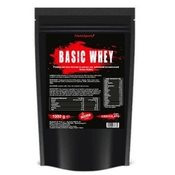 Proteine del Siero del Latte (whey) FlorioSport, Basic Whey, 1000 g