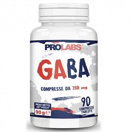 Benessere psicofisico Prolabs, Gaba, 90 cpr