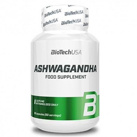 Difese organismo Biotech Usa, Ashwagandha, 80 cps.