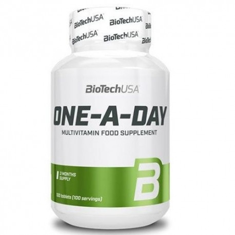 BioTech Usa, One a Day, 100 cpr