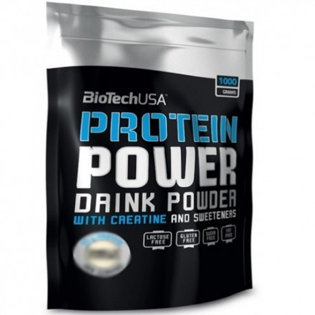 Proteine Miste Biotech Usa, Protein Power, 1000 g