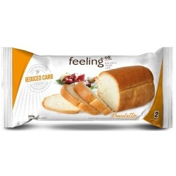 Pane e Prodotti da Forno Feeling Ok, Bauletto Optimize, 300 g
