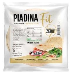 Scadenza Ravvicinata Pro Nutrition, Piadina Fit, 4 x 55 g (Sc.10/2020)