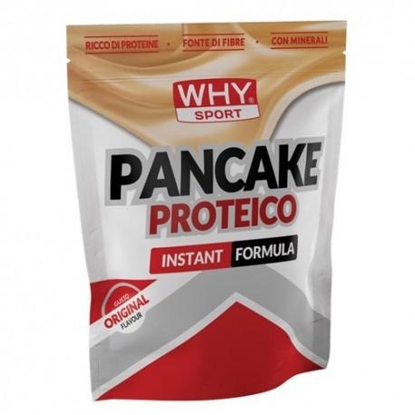 Pancake WHY Sport, Pancake Proteico, 1 kg.