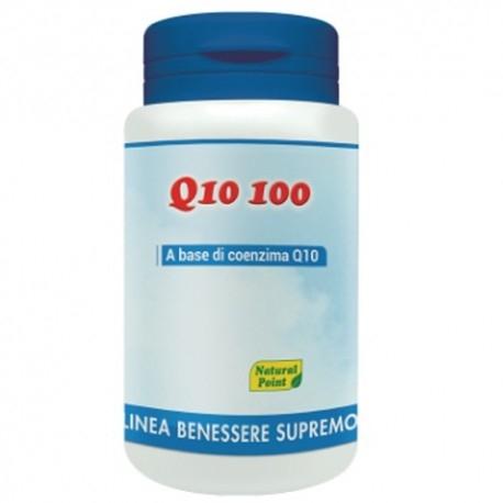 Coenzima Q10 Natural Point, Q10 100, 50 cps.