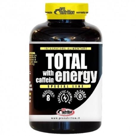 Tonici - Energizzanti Pro Nutrition, Total Energy, 60 cps