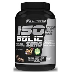 Proteine del Siero del Latte (whey) Eurosup, Isobolic Zero, 900 g