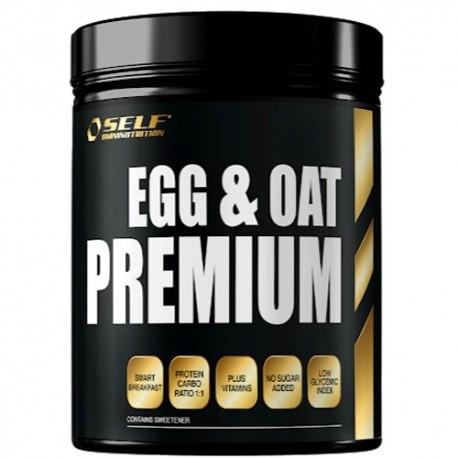 Proteine dell'uovo Self Omninutrition, Egg e Oat Premium, 900 g