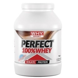 Offerte Limitate Why Sport, Perfect 100% Whey, 750 g