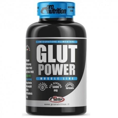 Pro Nutrition, GlutPower, 200 cpr.