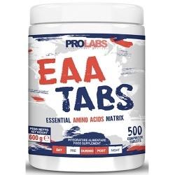 Aminoacidi essenziali Prolabs, EAA Tabs 500 cpr