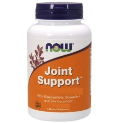 Glucosamina, Condroitina, MSM Now Foods, Joint Support Powder, 312 g.