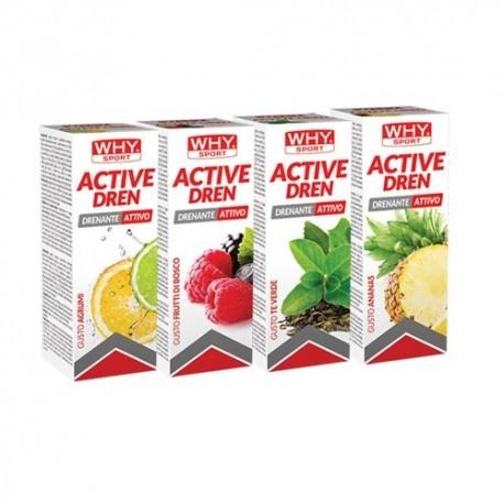 Drenanti WHY Sport, Active Dren, 500ml.