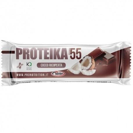 Barrette proteiche Pro Nutrition, Proteika 55, 55 g.